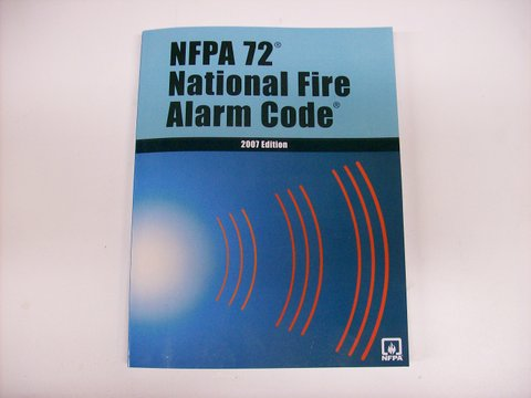 National Fire Alarm Code    2007