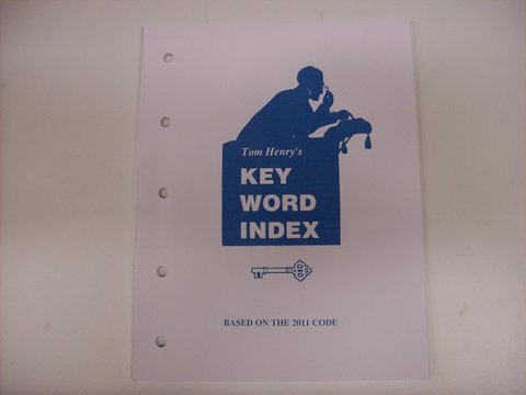 Key Word Index for NEC 2014