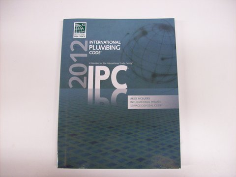 International Plumbing Code, 2015 Softcover