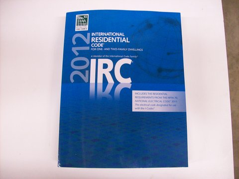International Residential Code, 2015 Soft Cover