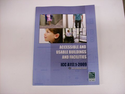 ANSI - Accessible & Usable Buildings & Facilities