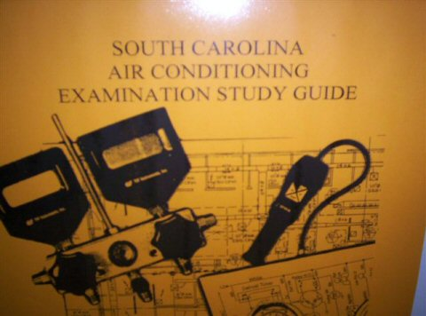 Air Conditioning (HVAC) Exam Study Guide