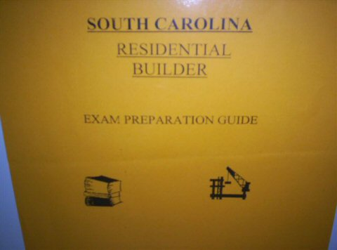 Residential Builder Exam Study Guide