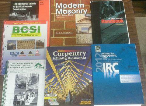 Residential Builder  Seminar Book  Set