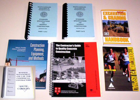 Asphalt Paving Seminar Book Set